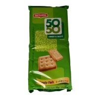 Britannia Fifty Fifty 62g (6 Pc)-Family Pack