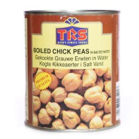 TRS Canned Boiled Chick Peas 400g
