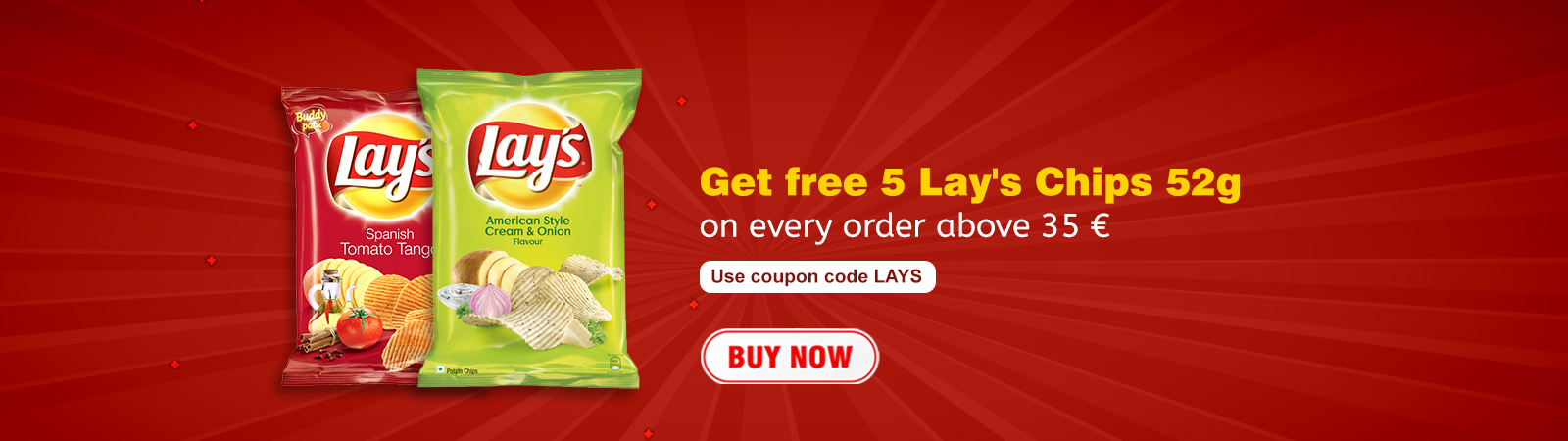 lays offers