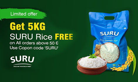 Suru offer