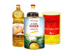 Oils, Ghee & Vanaspati